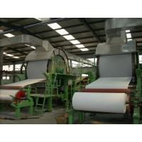 Buy cheap Model 1760 tissue paper machine product