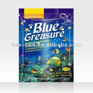 Buy cheap Blue Treasure Tropical Fish Sea Salt product