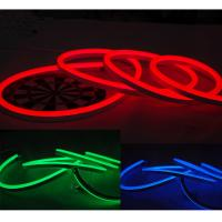 Buy cheap IP68 Waterproof Mini 5050 RGB Neon Flexible Rape Lights With PWM Controller from wholesalers