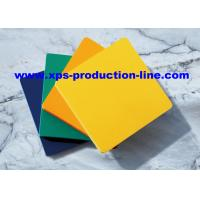 Buy cheap Fire Retardant B1 Grade PVC Foam Board For Signage / Construction Formwork product