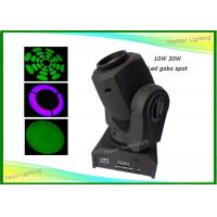 China Zoom Dmx LED Moving Head Light Auto Mode With 7 Gobos 270° Title Scanner on sale