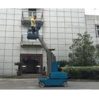 Buy cheap Z4106  3m with 360 degree rotation Self Propelled Aerial Work Platform product