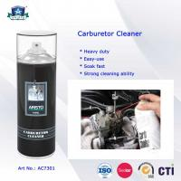 Buy cheap Propane Car Cleaning Spray 400ML Carburetor Cleaner for Automotive Clean Products product