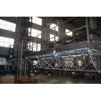 Buy cheap Mast Climbing Aerial Work Platform for Glass Wall Installation product