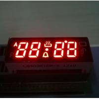 Buy cheap Digital Red 4 Digit Seven Segment Display Common Anode For Fuel Gauge product