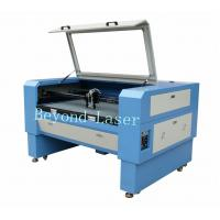 China CO2 fabric laser leather cutting engraving machinery on sale