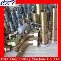 Buy cheap HYDRAULIC FITTING WITH WHITE ZINC TREATMENT product