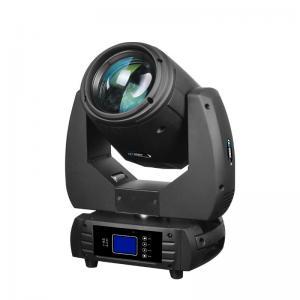 Buy cheap Éclairage principal mobile d'étape de lampe de la poutre 10R Osram de DMX mini pour la représentation product