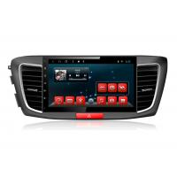 Buy cheap Quad / Octa Core HONDA Navigation System , GPS Navigation System WIFI For Android IOS from wholesalers