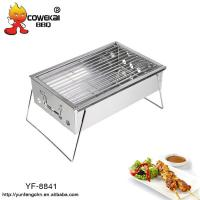 Mini Outdoor Stainless Steel Bbq Grill 97821512