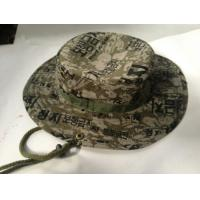 Buy cheap Mens Womens military jungle bucket hiking hat Boonie Hat product