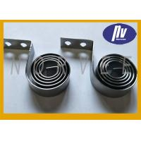 Buy cheap Helical Compression Spring , Stainless Steel Spiral Power Spring For Machinery from wholesalers