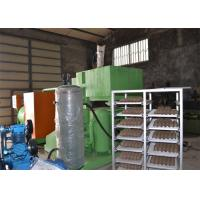Buy cheap Paper Pulp Molding Machine Egg Tray Manufacturing Machine Low Energy Consumption product