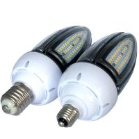 China 40W IP65  Led Corn Bulb For Canopy Lighting 5 years warranty , 50000 Hours Life Span wholesale
