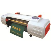 China Large Format Digital Foil Stamping Machine on sale