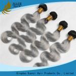 Buy cheap Prolongements micro gris de cheveux de boucle, armure brésilienne indienne péruvienne de cheveux bouclés product
