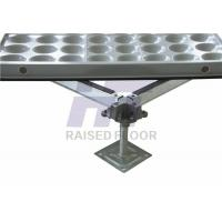Buy cheap Modern Computer Room Anti Static Raised Floor Snap - On Stringer Type product