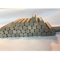 Durable Tungsten Carbide Rod Blanks High Corrosion Resistance  For Cutting Aluminum Alloy