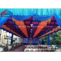Buy cheap Stage Lighting Round Aluminum Stage Truss With Hand Hoist 6082-T6 / 6061-T6 product