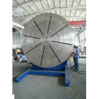 Buy cheap 3KW Automated Pipe Roller Welding Positioner Elevating Type Bh Series Electric Power product