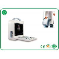 China Professional Medical Equipment Portable Color Doppler Machine For Hospital / Clinic on sale