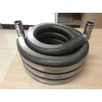 China Laser Welded Finned Tube Coil for Oil Cooler / Solar System / Water Heating wholesale