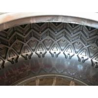 Buy cheap hot rolled Steel Car Lawn Cart Tire Mould ,  One-time EDM processing product