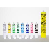 Buy cheap Paint Aluminum Squeeze Tubes Pigment Packaging Small Size Sealed Opening product