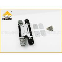 Buy cheap Commercial Three Way 180 Degree Adjustable Door Hinge Concealed Types product