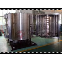 Buy cheap Plastic Cutlery Vacuum Metalizing Machine For Disposable Plastic Spoon / Fork product