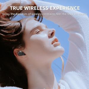 Buy cheap Comfortable Bluetooth Headset Wireless Stereo , T15 Tws Bluetooth Stereo Headset product