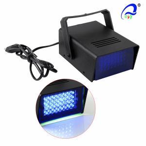 China Mini 3W LED Club Party Stage Strobe Lights Flash Effect Green Strobe Light on sale