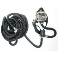 Buy cheap Long Tube Self Suction Full Face Gas Mask For Polishing Technical Standard product