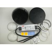 Buy cheap 3500k 80 CRI Cree LED Grow Lights 2 Cob With 163mm X 70mm Heat Sink Size product