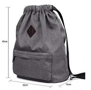 Buy cheap Waterproof Custom Drawstring Cinch Bag , 600D Polyester Kids String Bags product