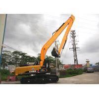 Buy cheap Professional Mini Excavator Extendable Arm , Cat Excavator Parts With 1.2 Cum from wholesalers