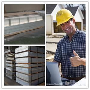 Buy cheap Fraisez les produits de recouvrement de tôle en aluminium de la couleur 3003 de finition/aluminium fait sur commande product