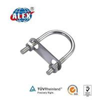 Buy cheap Customized Stainless Steel, Alloy Steel, Steel, Brass U Bolt product