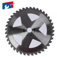Buy cheap Tungsten Carbide Tipped Saw Blade Manufacturer in China for Cutting Grass product