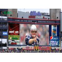 Buy cheap Outdoor Large Stadium LED Display Screen Live Broadcast Match P6 500cd/m2 from wholesalers