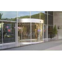 Buy cheap Full or semi circle Concave or convex version arc door / curved glass doors product
