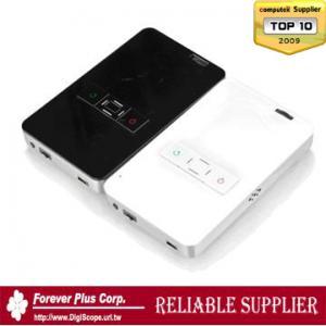 Buy cheap Micro projetor video portátil do diodo emissor de luz para o entretenimento product