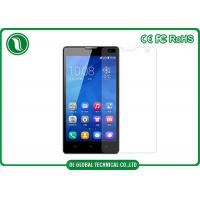 China 2.5D Round Edge Explosion Proof Tempered Glass Screen Protectors for Huawei 3C on sale