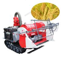 Buy cheap Riding Harvester Top Quality Small Harvester Mini Harvester 4LZ-0.8 from wholesalers