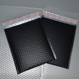 2015 изготовленных на заказ черных поли конвертов пузыря