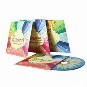 Buy cheap 120mm CD/DVD Replication/Duplication product