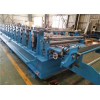 Buy cheap Quality Steel Metal IBR Roof Panel Roll Forming Machine With Film Coating Device product
