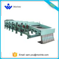 Buy cheap Six roller fabric waste recycling machine product