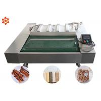 Buy cheap Horizontal Nitrogen Gas Food Packaging Sealing Equipment For Fruit And Vegetable product