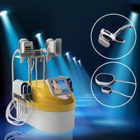 Buy cheap RF Infrared Lipo Laser Machines Cryolipolysis Lipo Laser For Weight Loss product
